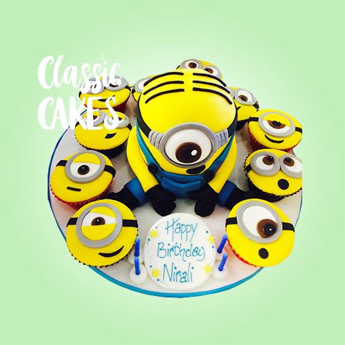 minion-and-cupcakes